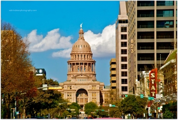 The Capital from Congress St