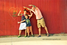 sabrina bean photography spends some family time