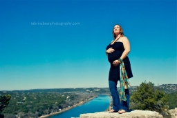 Celebrity Maternity Package with sabrina bean photography
