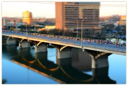 sabrina bean photography sees Runners, Walkers, Talkers and Flash Gordon at the Austin Livestrong Marathon