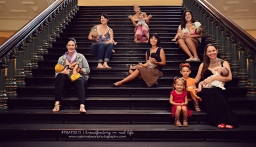 Public Breastfeeding Awareness Project 2015